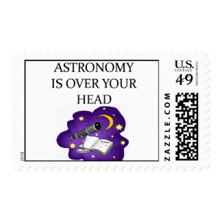 ASTRONOMY STAMPS