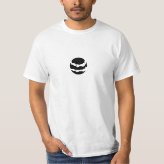 ASTRONOMY RIPPED PLANET VECTOR LOGO ICON SPACE TEE SHIRT