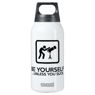 Astronomy 10 Oz Insulated SIGG Thermos Water Bottle