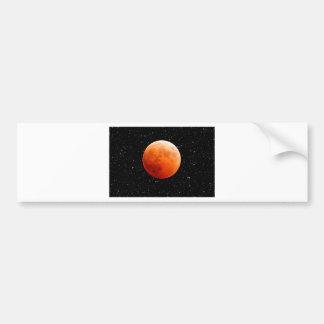 Astronomy & Space Moons Sky Peace Love Destiny Bumper Sticker