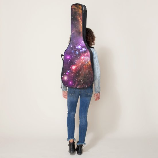 Astronomy, Starry Wingtip, Small Magellanic Cloud Guitar Case