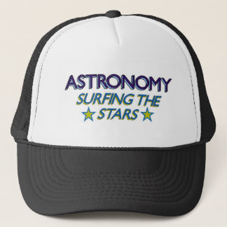 Astronomy Stars Trucker Hat