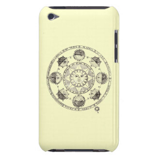 Astronomy Sun and Eclipses iPod Touch Case