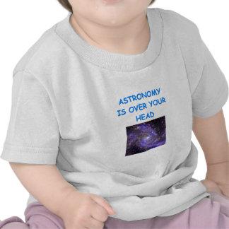 ASTRONOMY T SHIRTS