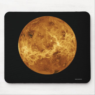 Astronomy Venus Planetary Image Mouse Pad