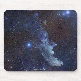 Astronomy Witch Head Nebula Mousepad