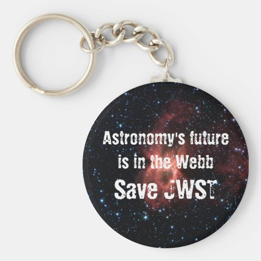 Astronomy's Future Is in the Webb Key Chain