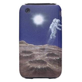Astronuat above Mercury iPhone 3 Tough Cover