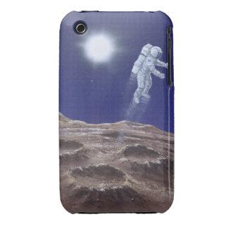 Astronuat Above Mercury iPhone 3 Case-Mate Case