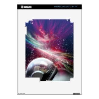 Astronuat Skin For iPad 3