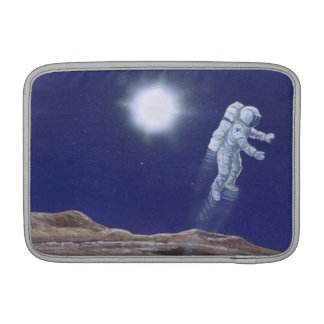 Astronuat sobre Mercury Fundas Macbook Air