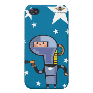 astronut cover for iPhone 4