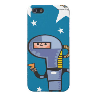 astronut iPhone SE/5/5s case