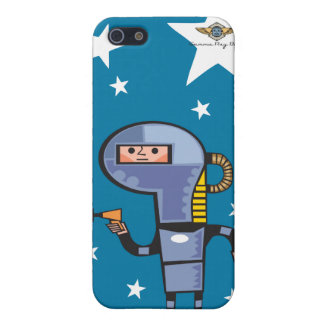astronut iPhone SE/5/5s cover