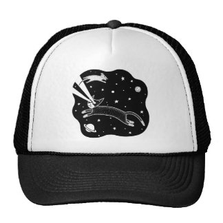 Astrop Cat & Mouse Trucker Hat