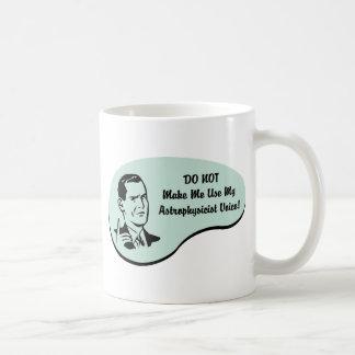 Astrophysicist Voice Coffee Mug