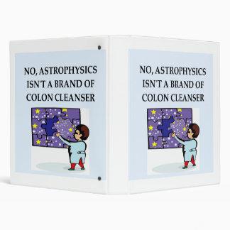ASTROPHYSICS, ASTROPHYSICS BINDER