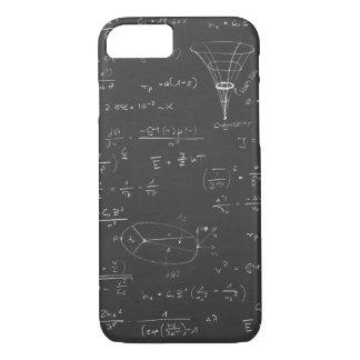 Astrophysics diagrams and formulas iPhone 7 case