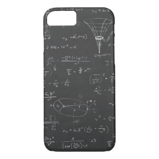 Astrophysics diagrams and formulas iPhone 8/7 case