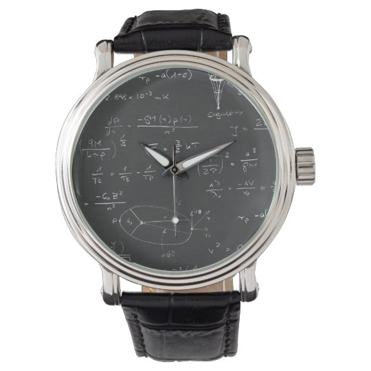 Astrophysics diagrams and formulas watches