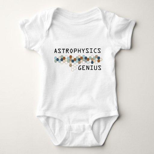 Astrophysics Genius Tshirts