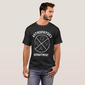 Astrophysics Nova Department T-Shirt