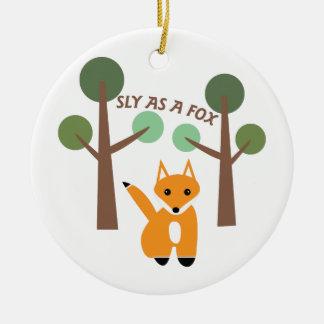 Astuto como Fox de A Ornato