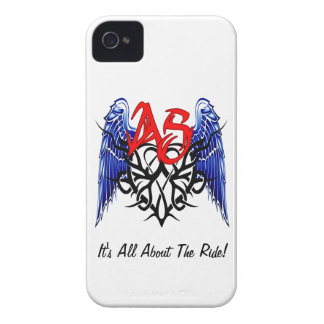 ASTV Blackberry Case- It's All About The Ride iPhone 4 Case-Mate Case