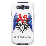 ASTV Tribal Android Case- It's All About The Ride! Galaxy S3 Cover