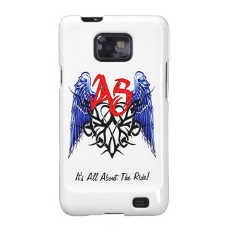 ASTV Tribal Android Case- It's All About The Ride! Galaxy SII Cover