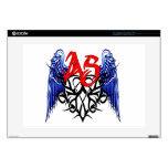 ASTV Tribal Laptop Skin - It's All About The Ride!