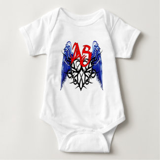 ASTV Tribal Logo - It's All About The Ride! Baby Bodysuit