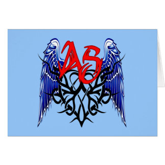 ASTV Tribal Logo - It's All About The Ride! Card