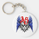 ASTV Tribal Logo - It's All About The Ride! Key Chain
