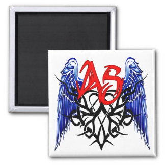 ASTV Tribal Logo - It's All About The Ride! Magnet