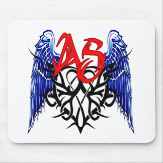 ASTV Tribal Logo - It's All About The Ride! Mouse Pad