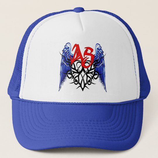 ASTV Tribal Logo - It's All About The Ride! Trucker Hat