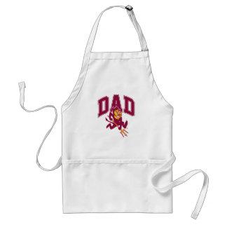 ASU Dad Adult Apron