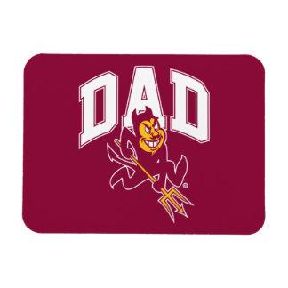 ASU Dad Magnet