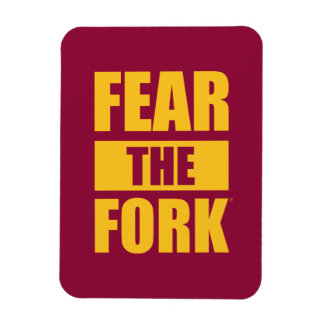 ASU Fear the Fork Magnet