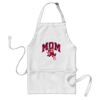ASU Mom Adult Apron