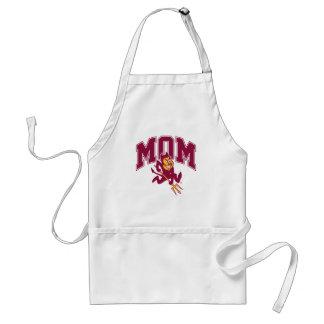 ASU Mom Adult Apron