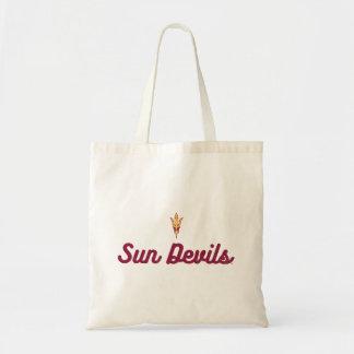 ASU | Vintage Script Logo Tote Bag