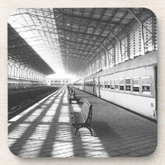 Asuán Egipto, interior de la estación de tren de l Posavaso