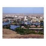 Asuán el Nilo Postales