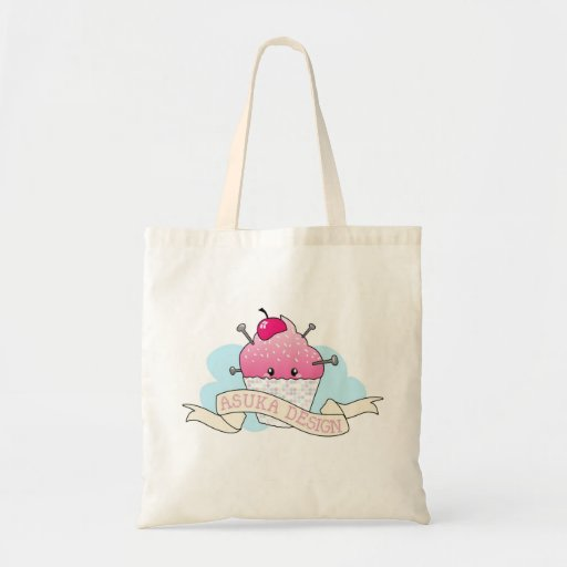 Asuka Design Cupcake Bag