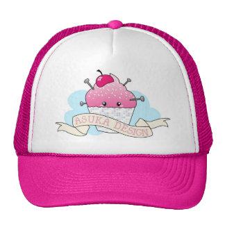 Asuka Design Cupcake Gorros