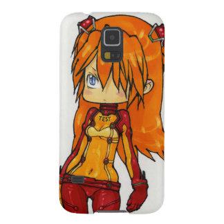 Asuka Galaxy S5 Case