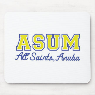 ASUM mouse pad