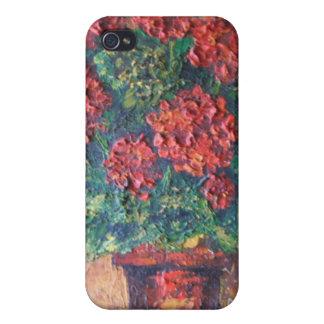 Asunto 4/4 Ana Hayes de Iphone que pinta belleza r iPhone 4 Coberturas